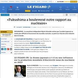 «Fukushima a bouleversé notre rapport au nucléaire»