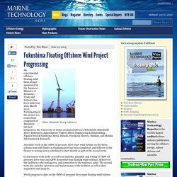 Fukushima Floating Offshore Wind Project