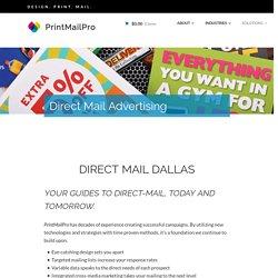 Direct Mail Austin - Printmailpro.com