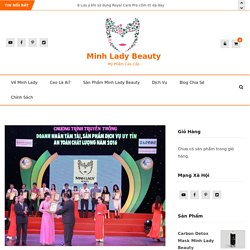 FULL 2021 Minh Lady Beauty Lừa đảo