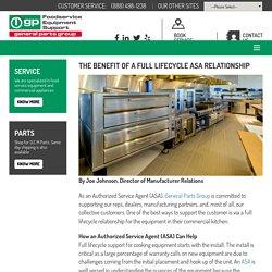 Full Lifecycle ASA Relationship