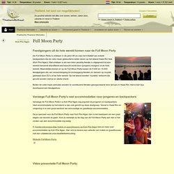Full Moon Party » Thailand Totaal