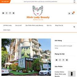 FULL2021 Công Ty Mỹ Phẩm Minh Lady Beauty