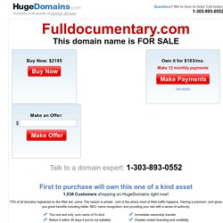 FullDocumentary.com
