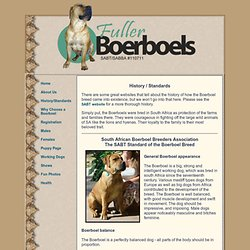 Fuller Boerboels