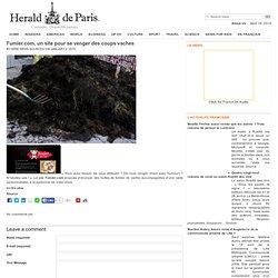 Fumier.com, un site pour se venger des coups vaches