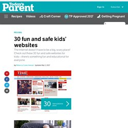 30 fun and safe websites for kids