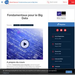 FUN - Fondamentaux pour le Big Data