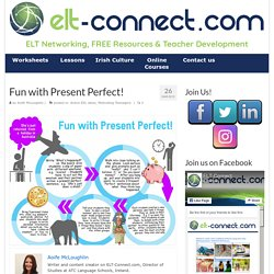 Fun with Present Perfect!