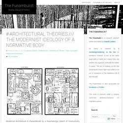 Bodies, Design & Politics
