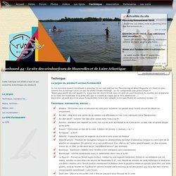 ~ Funboard44 ~ Le site des windsurfers de Loire Atlantique - Technique