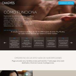 Cómo funciona OMGYes - vídeos abiertos y sinceros, y simulaciones táctiles