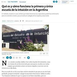 Qué es y cómo funciona la primera y única escuela de la intuición en la Argentina - 13.07.2016 - LA NACION