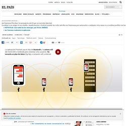 Así funciona Firechat, la mensajería móvil que no necesita Internet