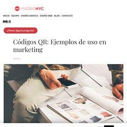 Códigos QR: Funcionalidades, ventajas y ejemplos - MadridNYC