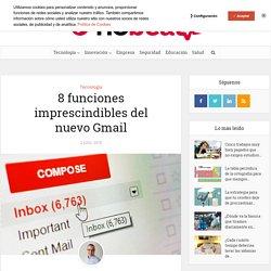 El nou Gmail - 2018