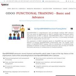Odoo Training-Odoo Functional Training