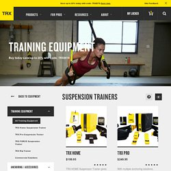 Functional Training Solution That Gets Results - Try TRX Training