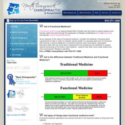functionalmedicine - North Brunswick Chiropractic and Acupuncture