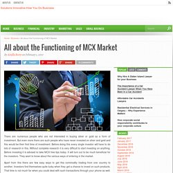 Get More Profits in Your Investment by MCX Tips for Today