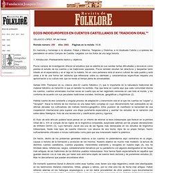 Revista de Folklore