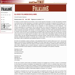 El coco.Revista de Folklore
