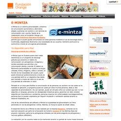 Fundación Orange - e-Mintza