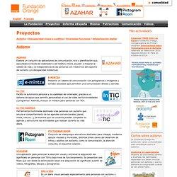 Fundación Orange - Proyectos