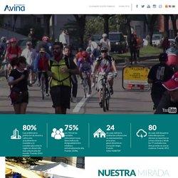 Fundación Avina. – Ciudades Sustentables