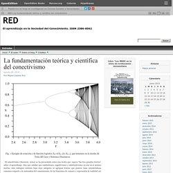 La fundamentación teórica y científica del conectivismo
