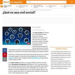 Guía fundamental con lo que debes saber sobre redes sociales en Internet
