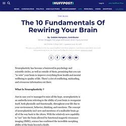 10 Neroolasticity Necessities