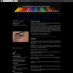 fundamentos de pintura: LIBROS EN RED