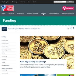 Funding search - Sustainable funding