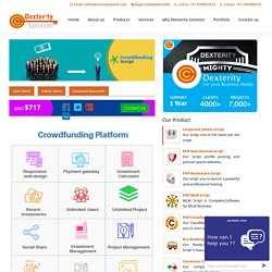 Fundraising software - crowdfunding software - fundraising platform
