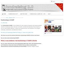 fundraising2.0CAMP