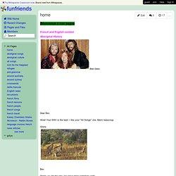 funfriends.wikispaces