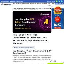 Non-Fungible Token Development Company