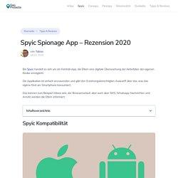 Spyic Rezension [2020]: So funktioniert's? - GeoProtecta