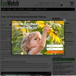 Top 10 Funniest Environmental Videos