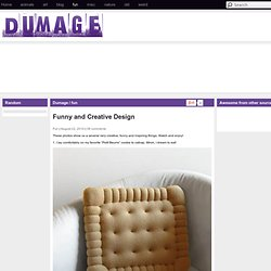 Funny and Creative Design - Dumage