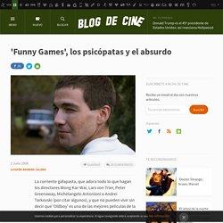 'Funny Games', los psicópatas y el absurdo
