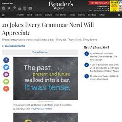 Funny Grammar Jokes Only Word Nerds Will Appreciate