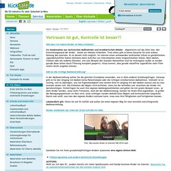 Klicksafe (Germany): Parents
