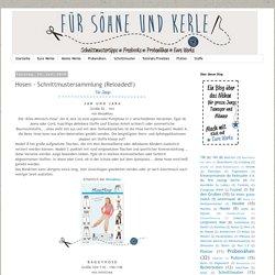 Hosen - Schnittmustersammlung (Reloaded!)