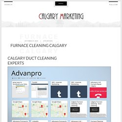 Furnace Cleaning Calgary - Calgary SEO