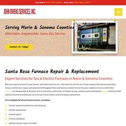 Furnace Repair Near Me Santa Rosa