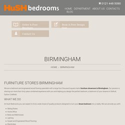 Furniture Stores Birmingham