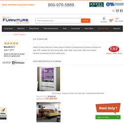European Style Furniture accessories for Sale - Great Furniture Deal