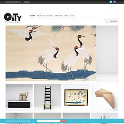City-furniture: online gallery for vintage and design